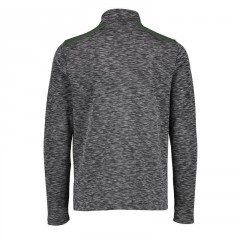 Rolák AQUA - Funnel Neck Charcoal Mid Layer Aqua Rolák - Funnel Neck Charcoal Mid Layer S