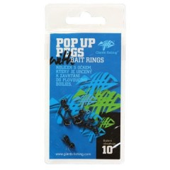 Kolíček s očkem Pop Up Pegs with Bait Rings (10ks)
