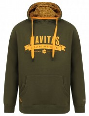 Navitas: Mikina Outfitters Hoody Green Velikost 3XL